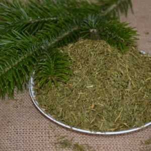 Чай из хвои Сибирского кедра