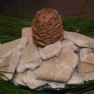 Жмых кедрового ореха с повышенным содержанием кедрового масла